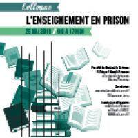 L'enseignement en prison